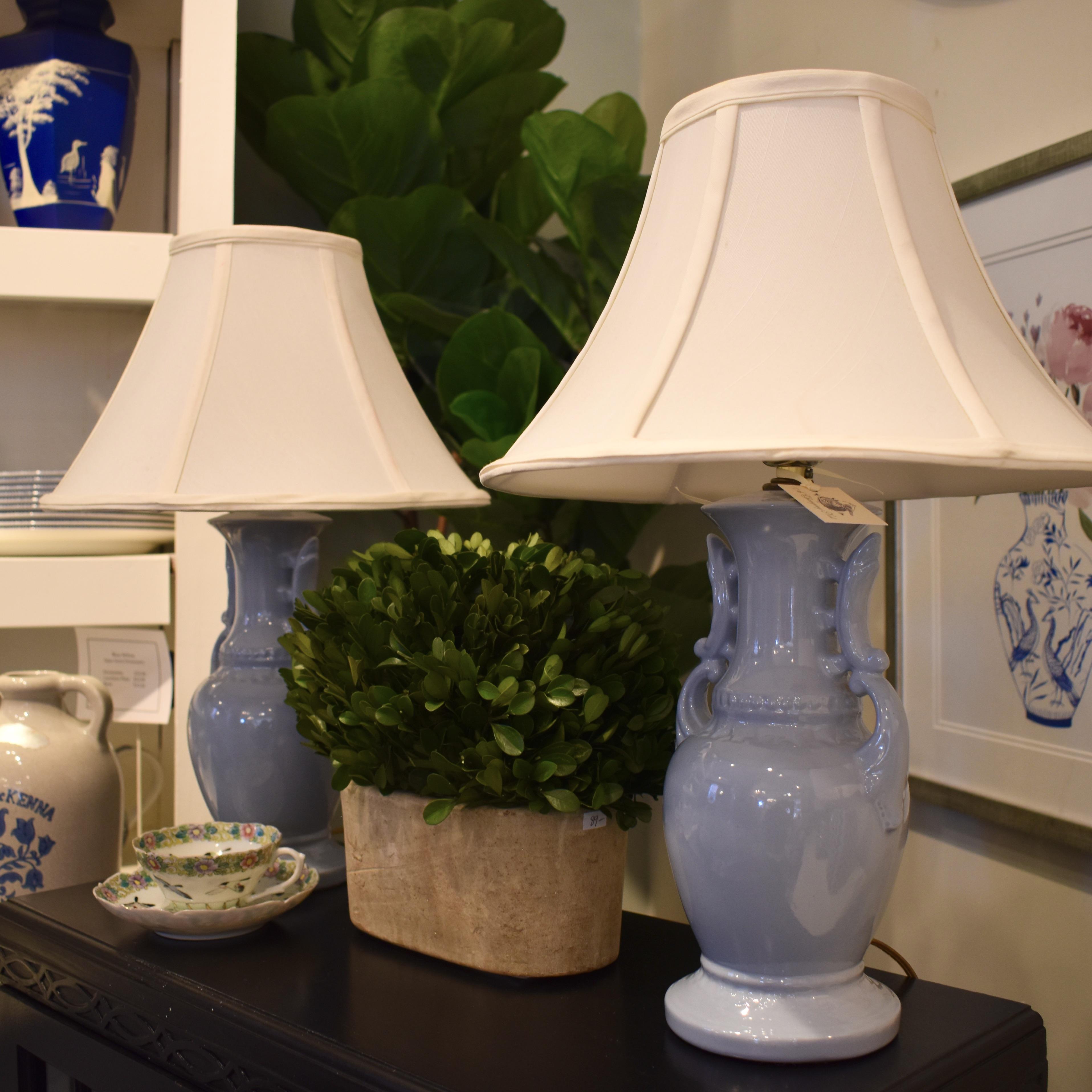 Pair of Vintage Lamps