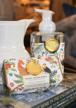 Wild Lemon Foaming & Bar Soap