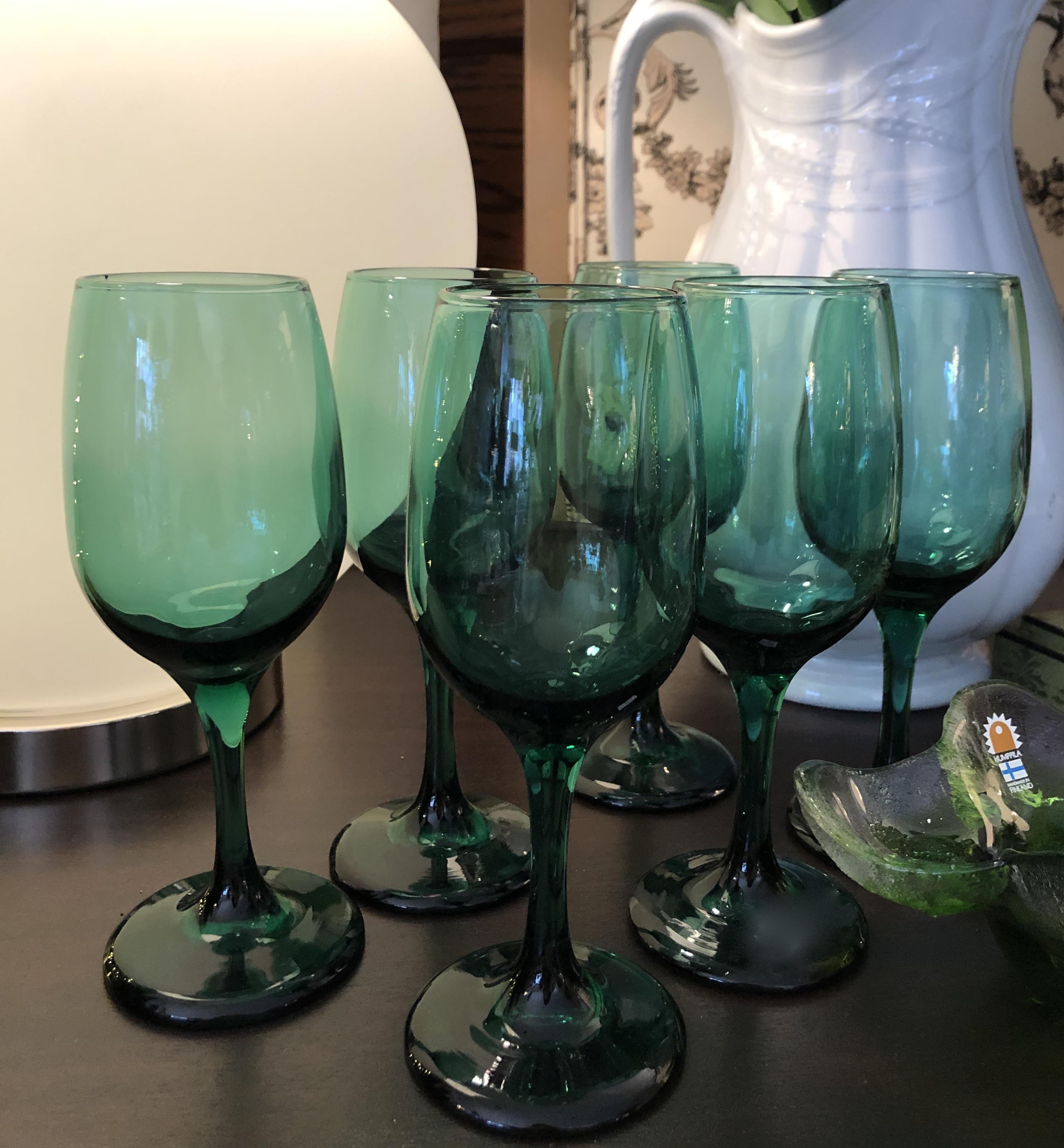 Set of 6 Wine Glass