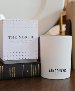Vancouver Candle Company - The North