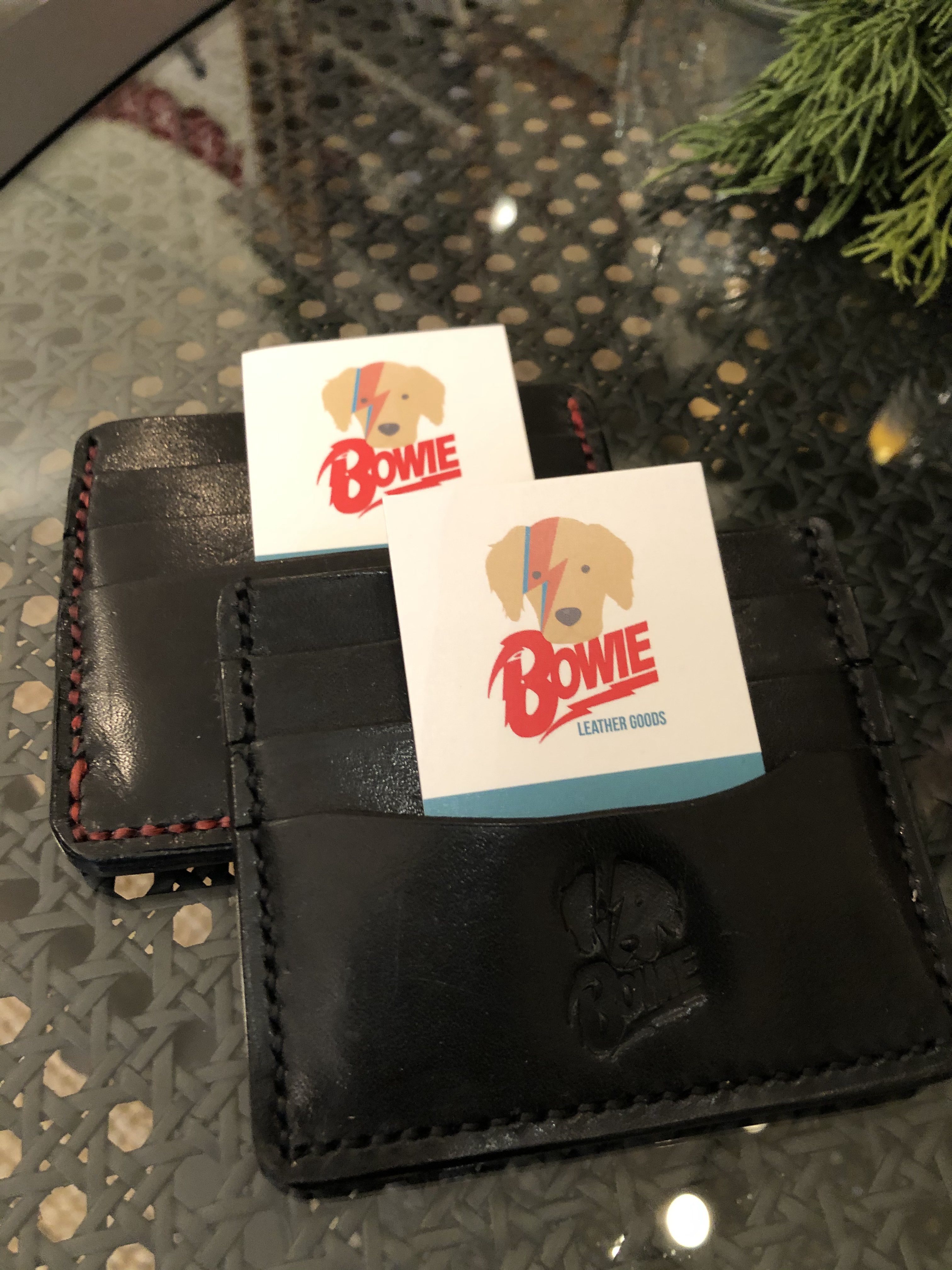 Bowie Leather Goods Wallets