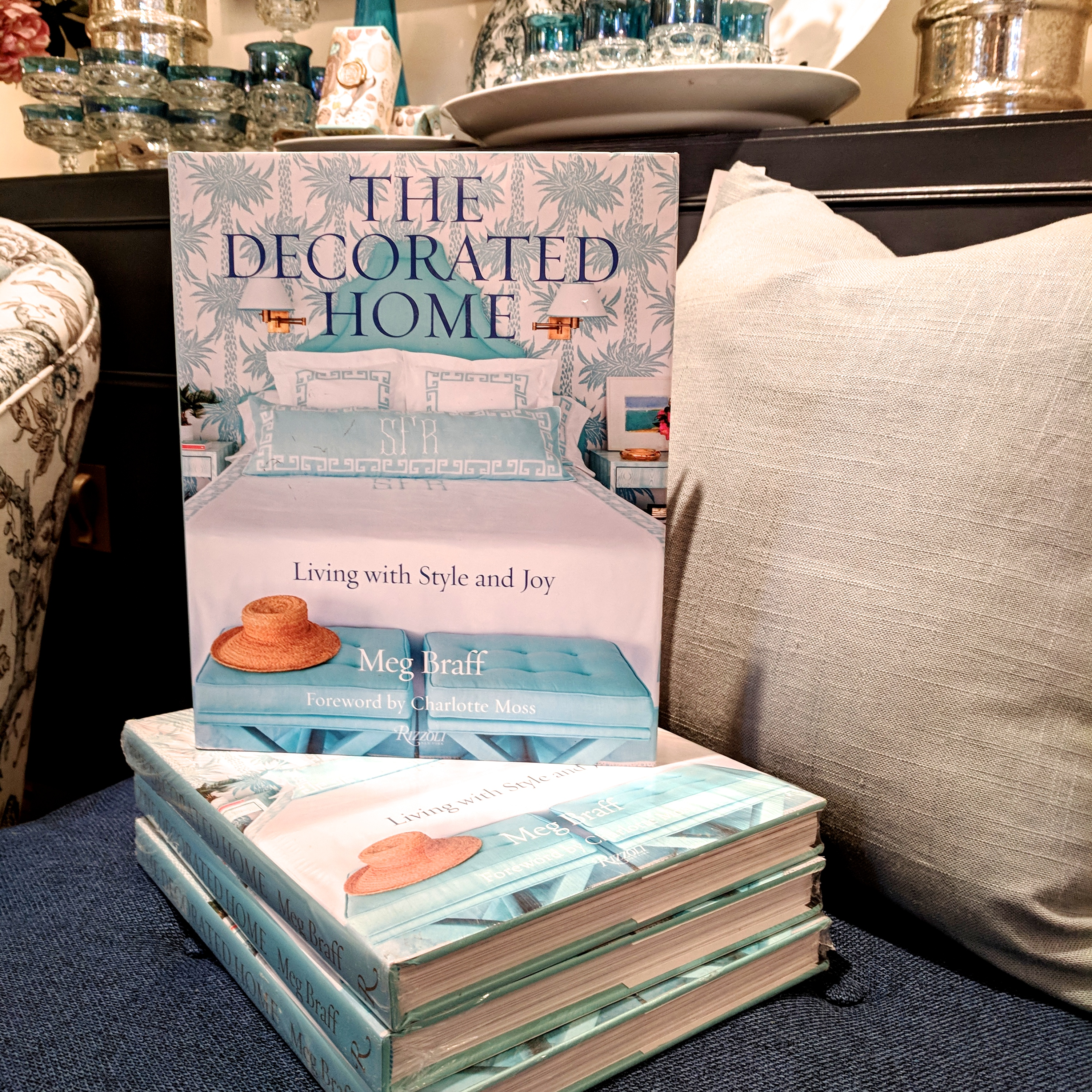 The Decorated Book by Meg Braff