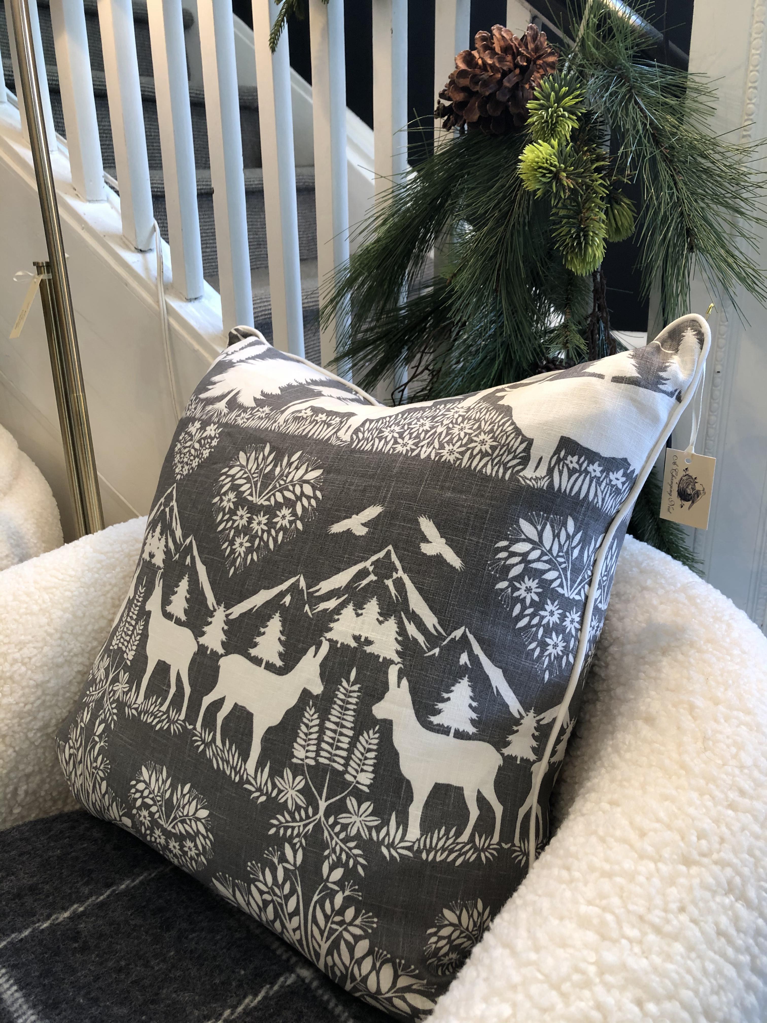 Custom Designer Cushion