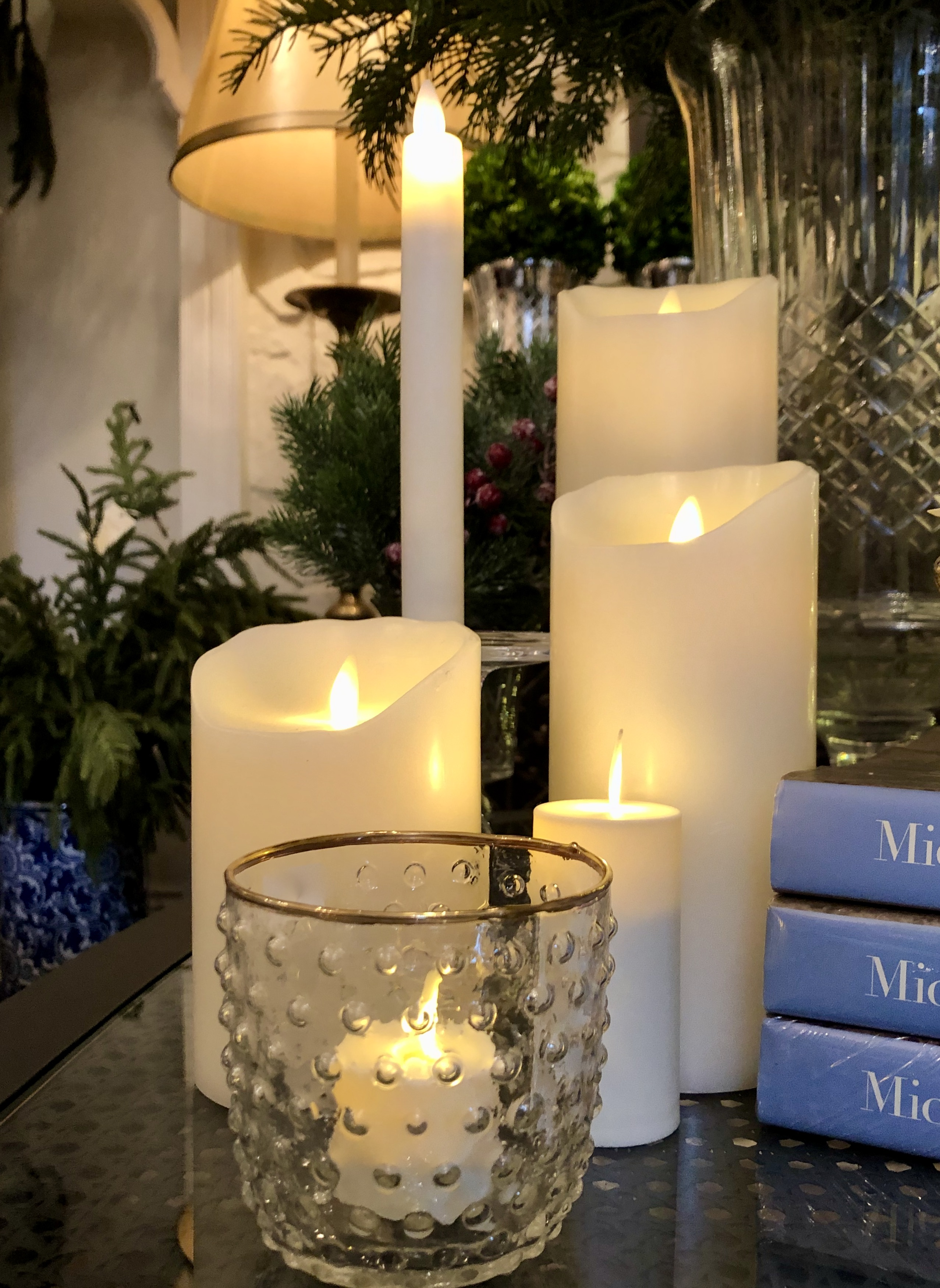 RealLite Flickering LED Candles