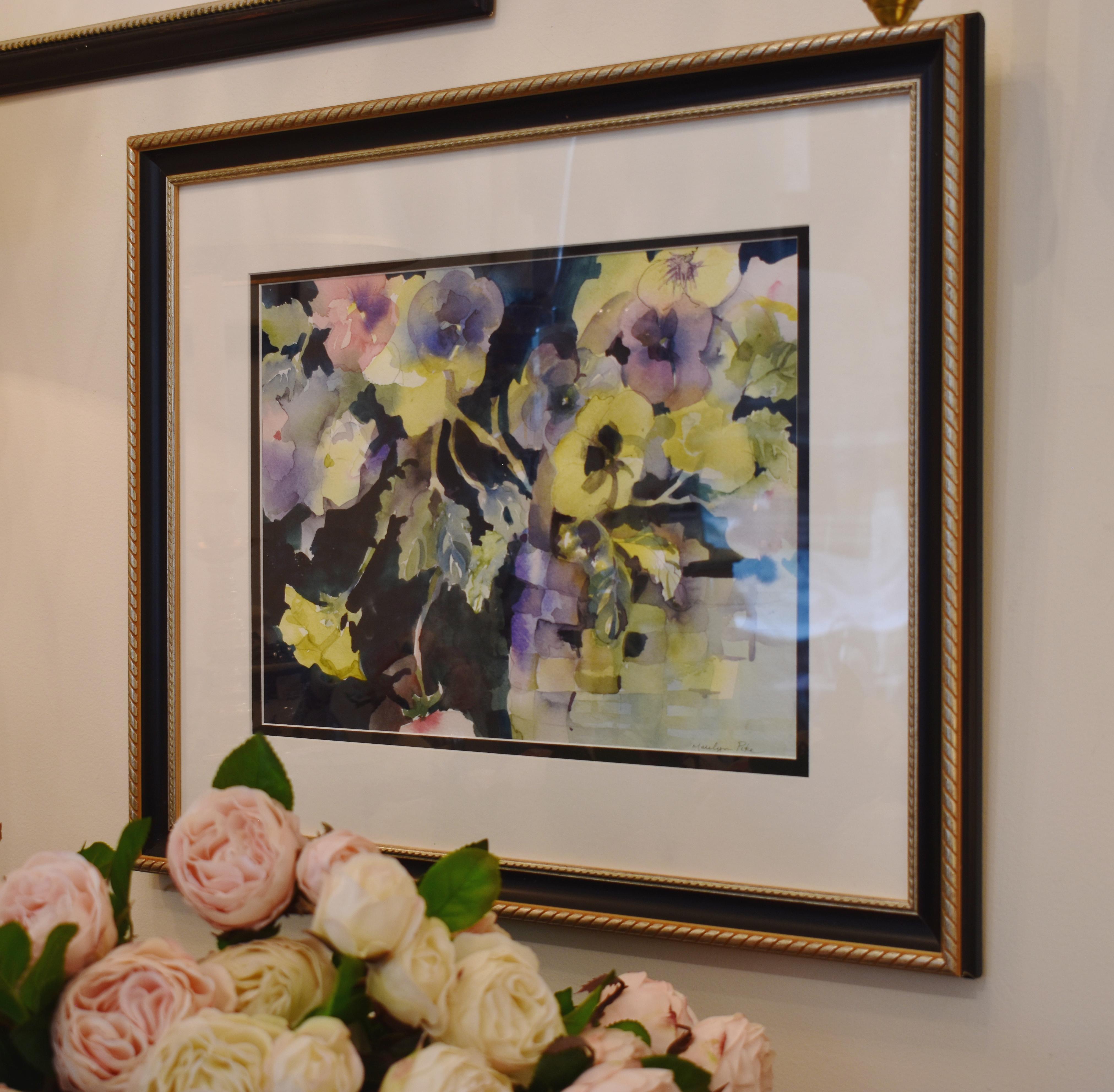 Marilyn Pike Original Watercolour
