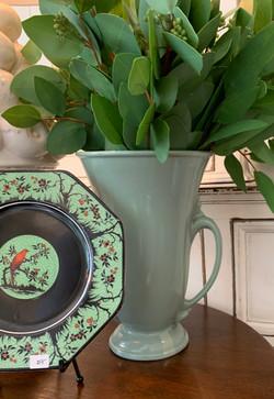 Vintage Abingdon Vase