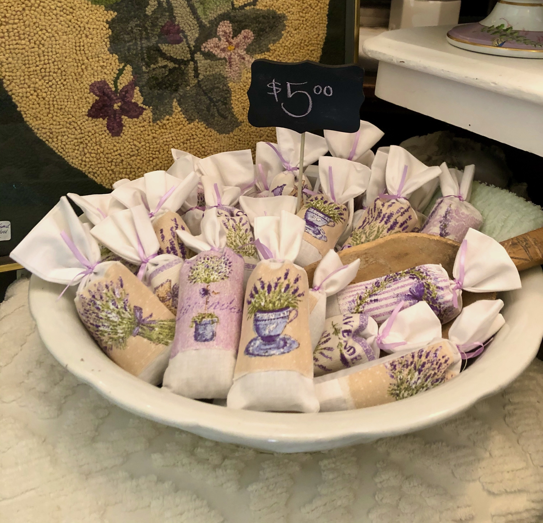 Mini Lavender Sachets