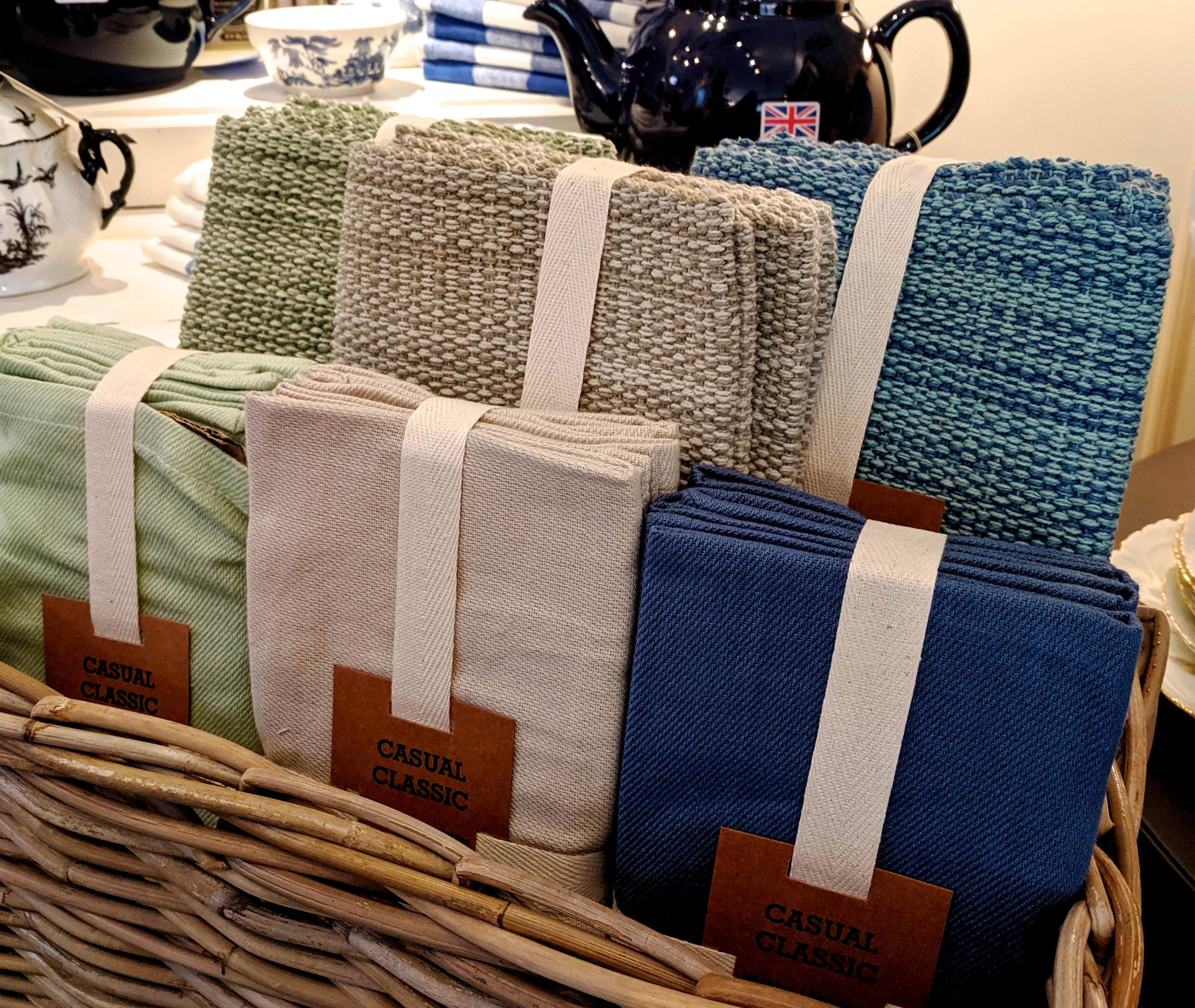Cotton Napkins and Placemats