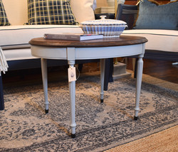 Vintage Table w/ Natural Top
