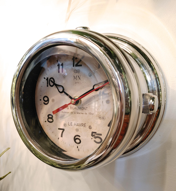 Deckhand Clock
