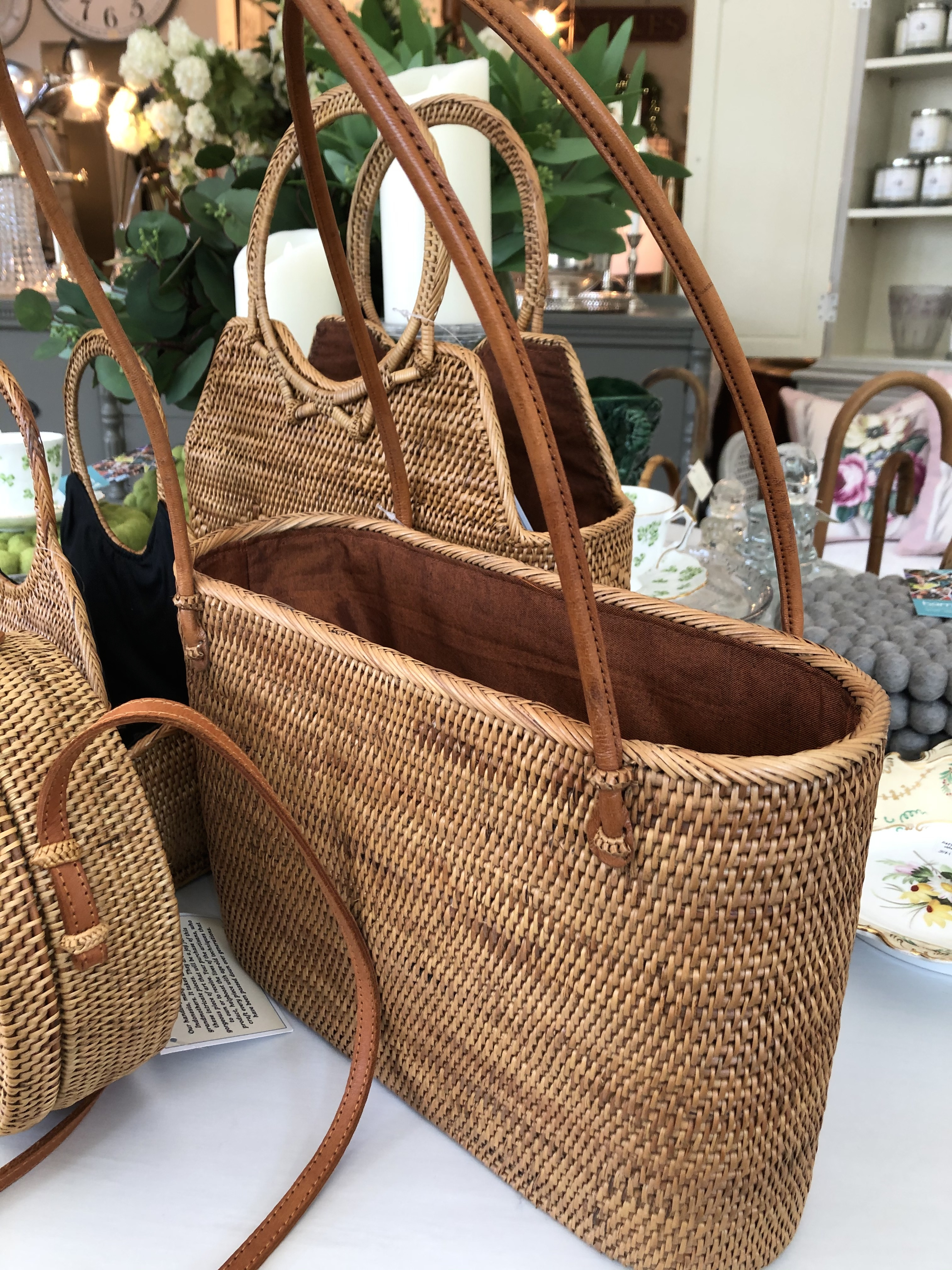 Madison Bag - Fully Lined
