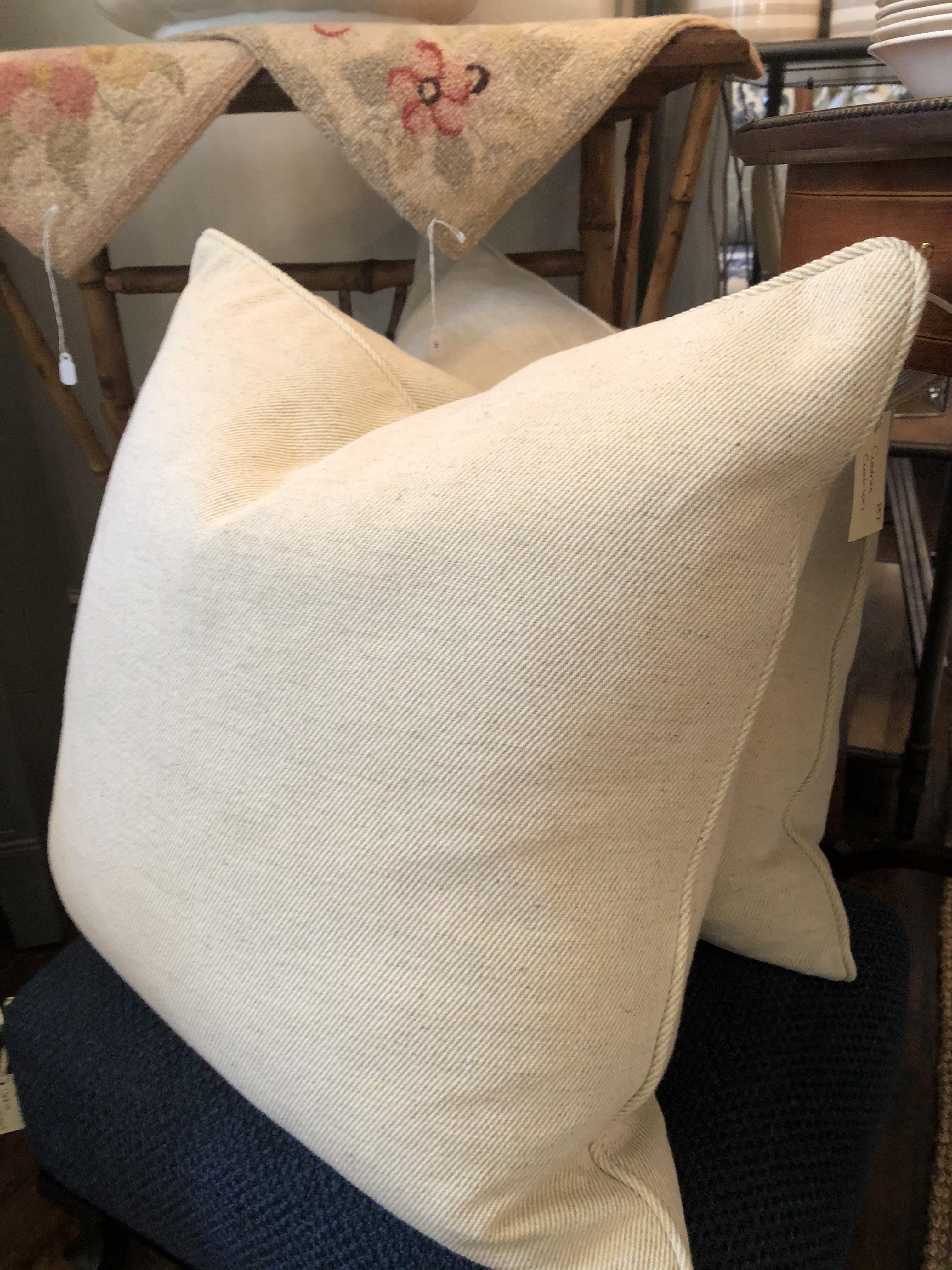 Custom Feather Cushion