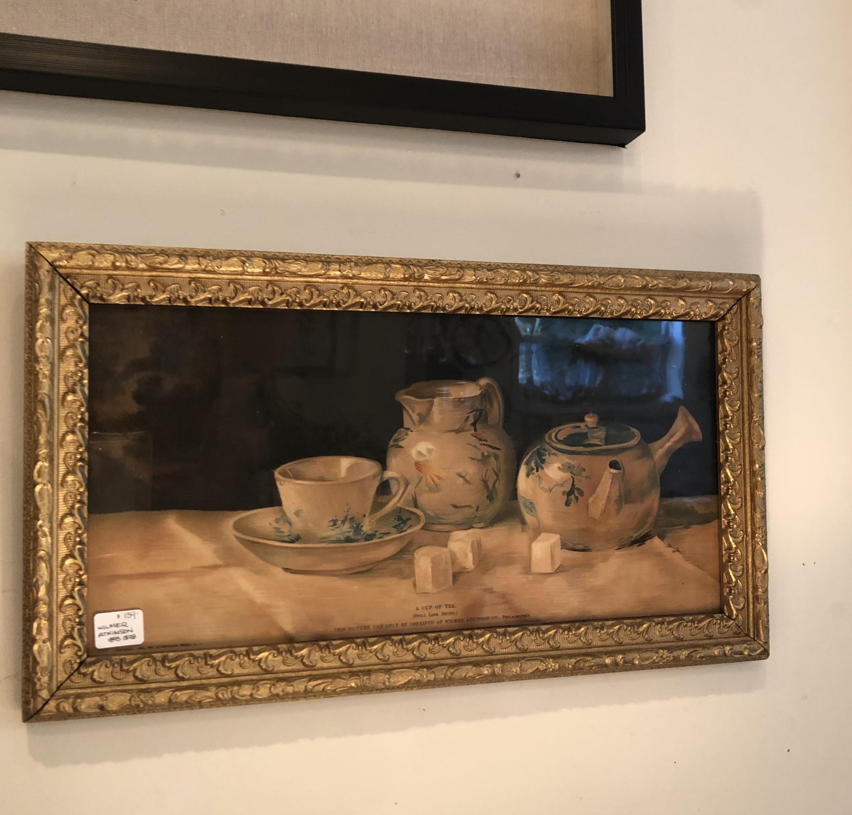 """Vintage """"Cup of Tea"""""""