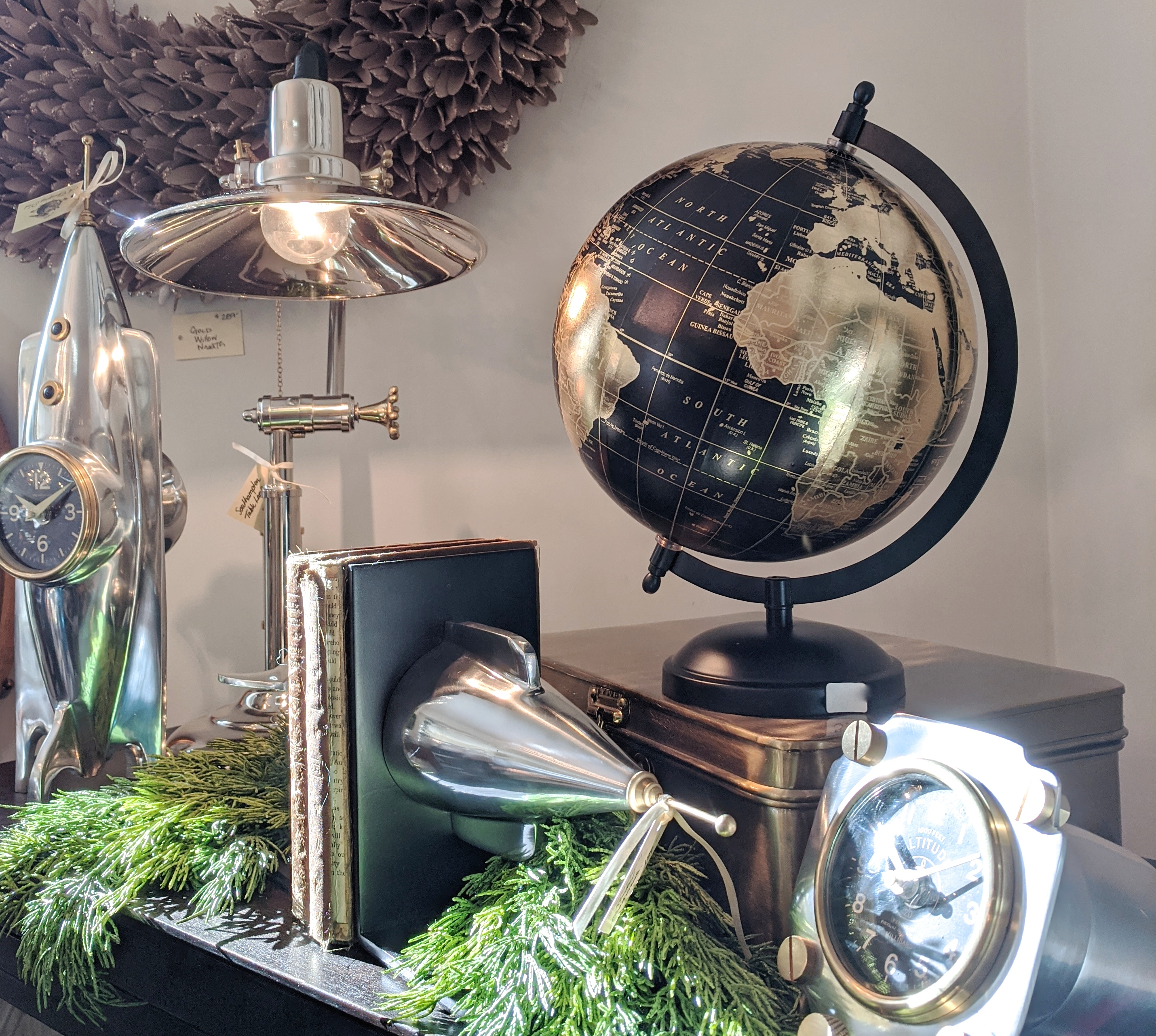 Small Decorative Globe