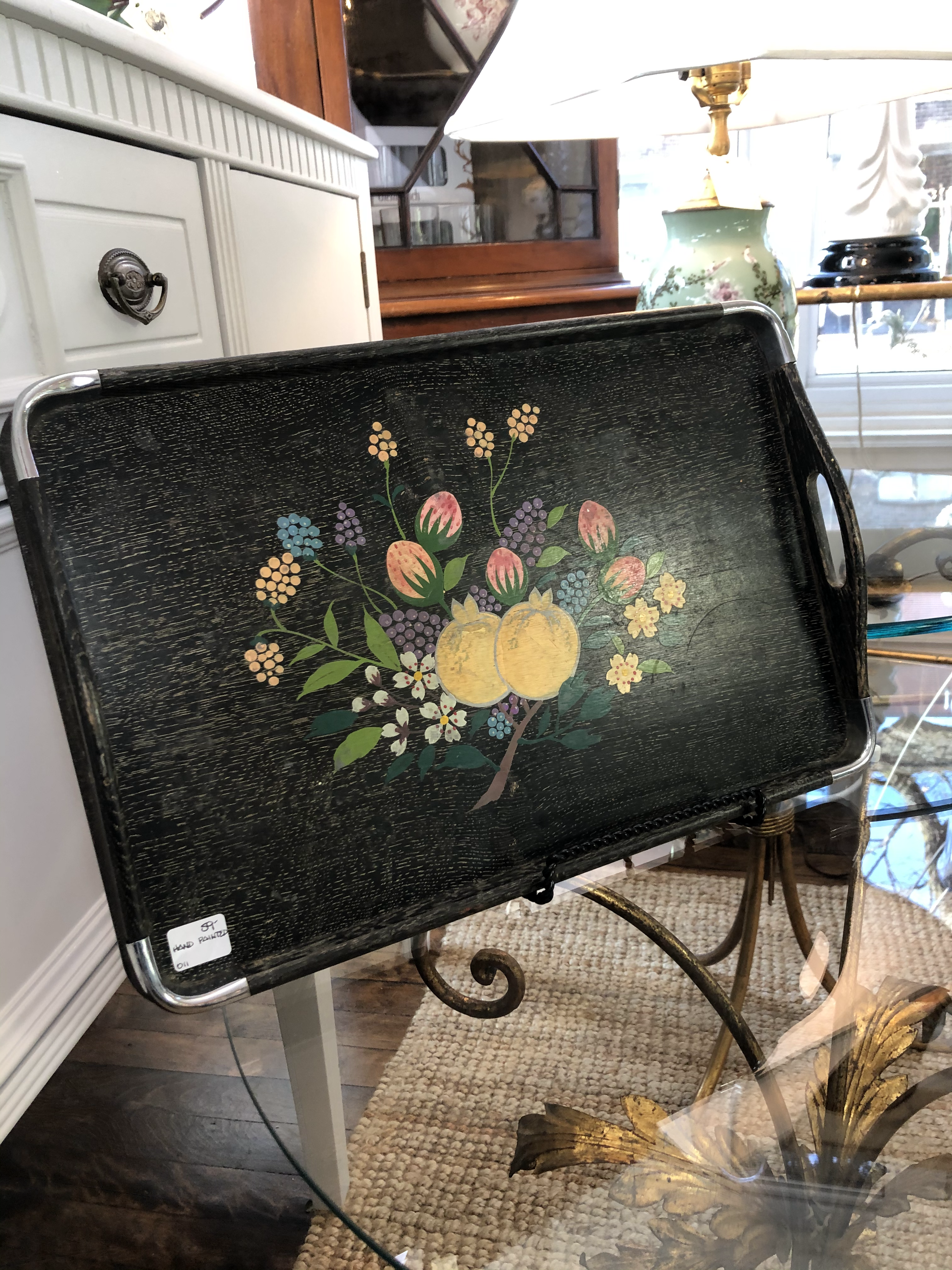 Vintage Tray