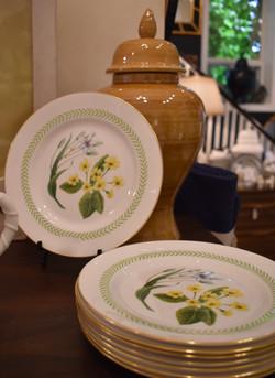 Set of 8 Spode Serving Plates