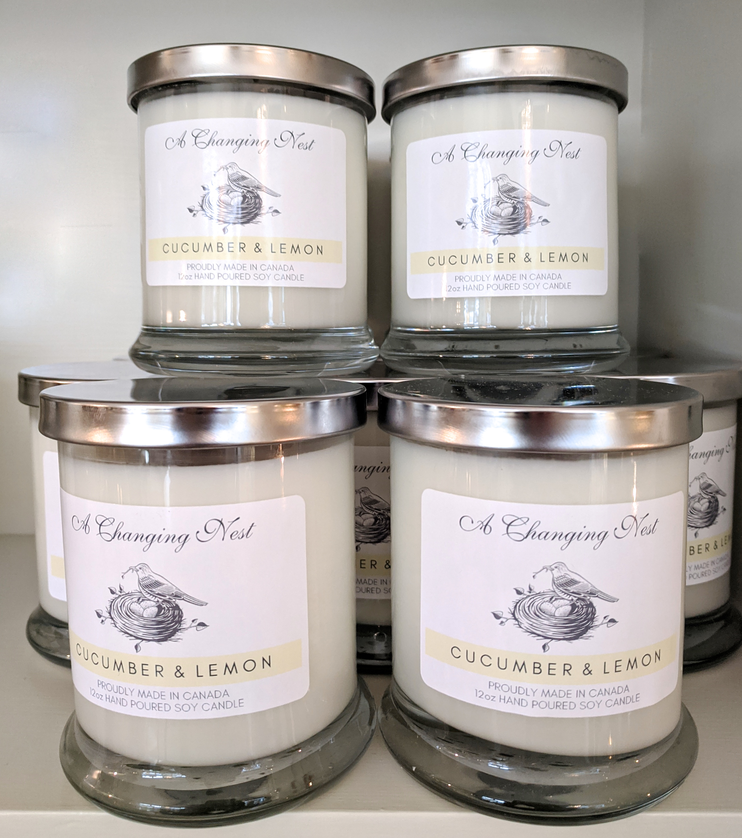 Signature Hand Poured Soy Candle