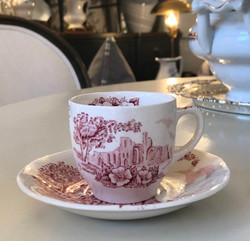 Olde Abby Royal Staffordshire Tea Cup an