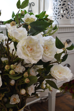 "36"" Large Tea Rose Stems"