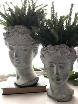Head Planters 2 Sizes
