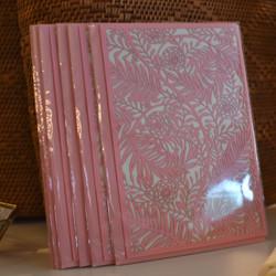 William Morris Rose Flower Laser Cut - Blank