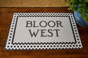 Vinyl Rugs - Bloor West