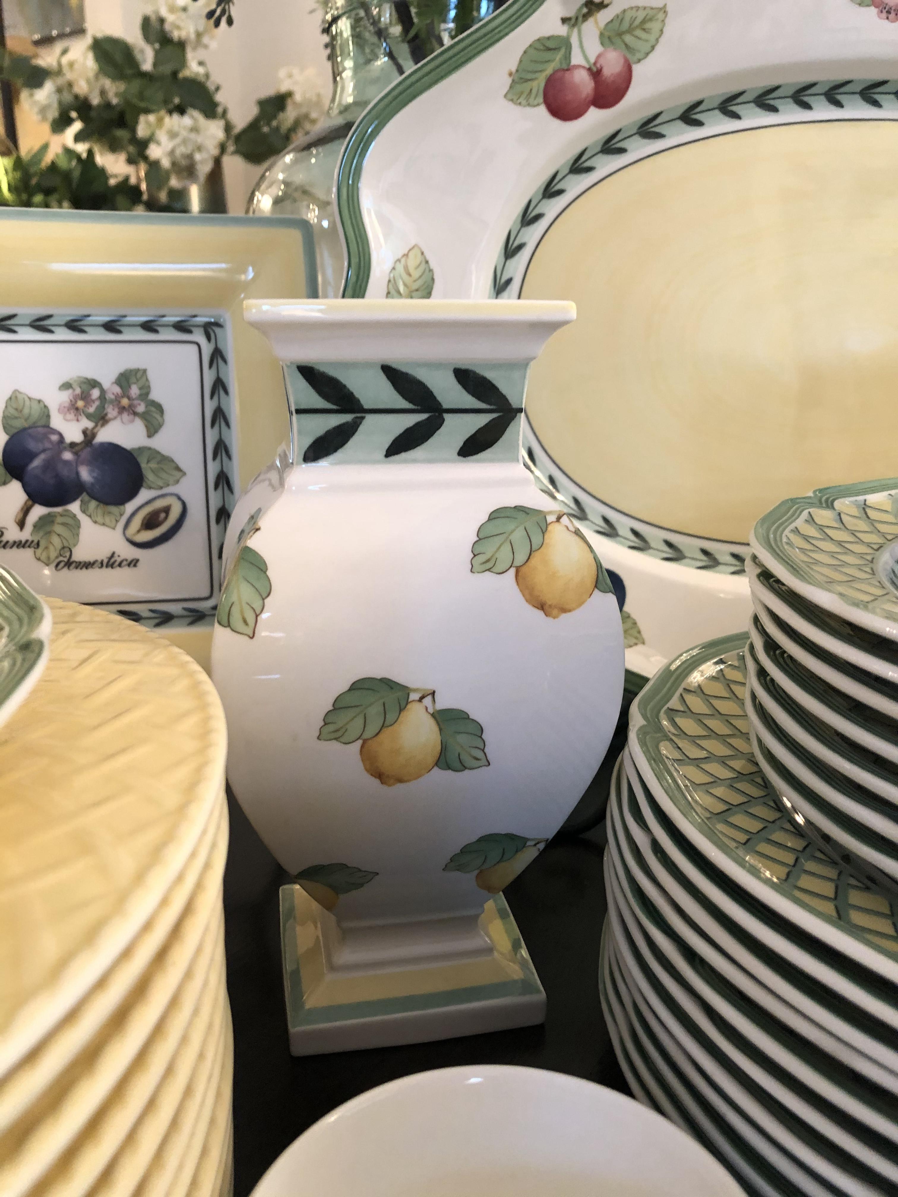 Villeroy & Boch Ceramic Vases