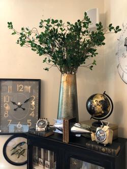 Mini Ficus Leaf Branch