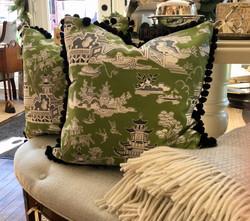 Custom Designer Cushions