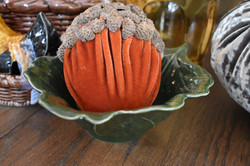 Small Green Leaf Bowl