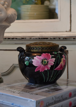 Vintage Falconware Flower Frog
