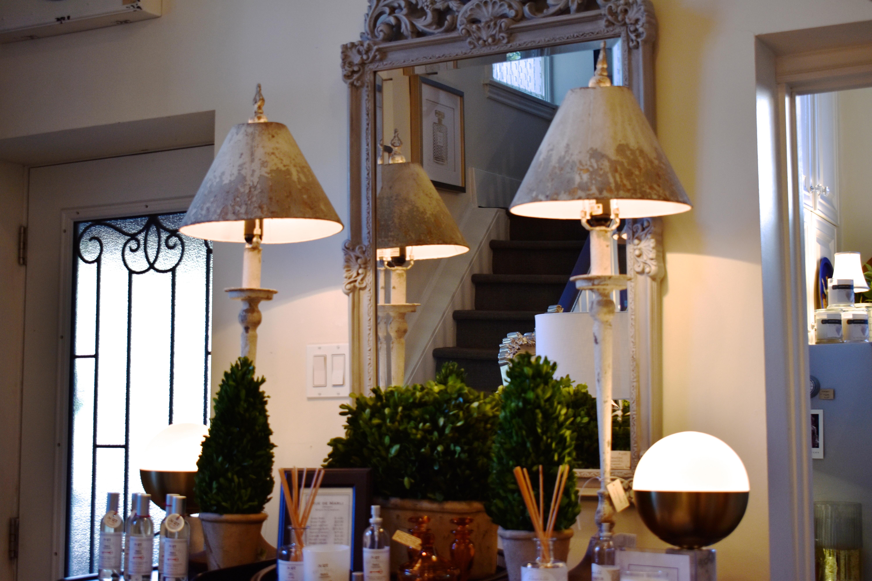 Vintage Look Lamps