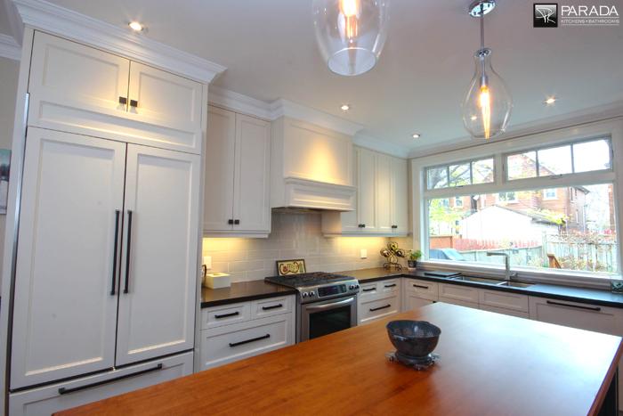 Completed Kitchen Cabinets