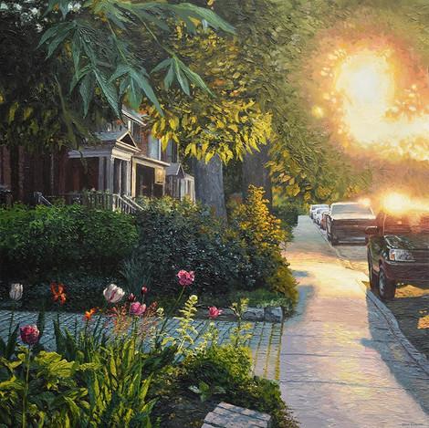 City Garden #14