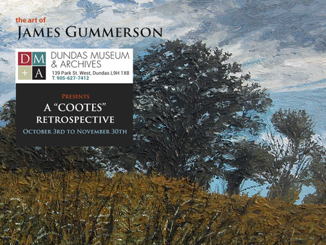 New Exhibition showing at the Dundas Museum & Archives