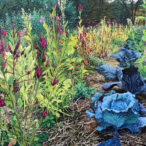In the Dundurn Garden
