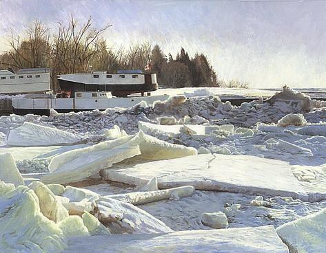 March Ice Break