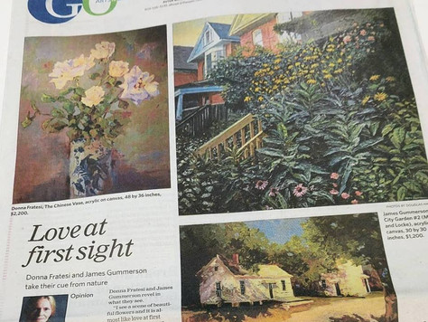 Featured Article in the Hamilton Spectator
