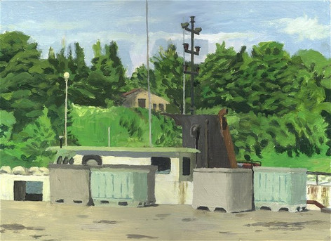 Tugs at Southhampton