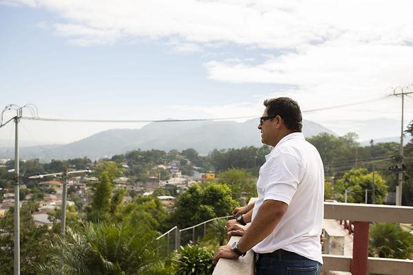 Laz Ayala In His Home Country of El Salvador