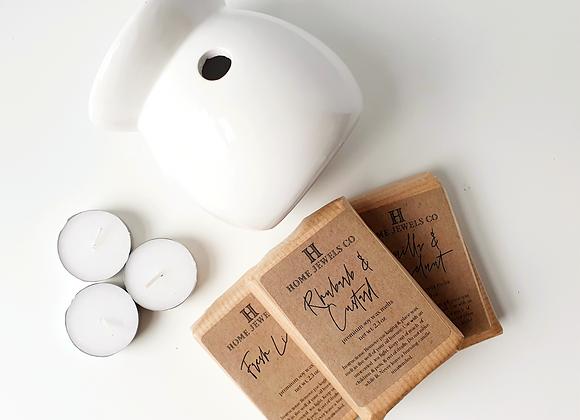 Home Jewels Co Wax Melt Starter Kit