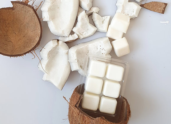 Coconut Scented Wax Melts