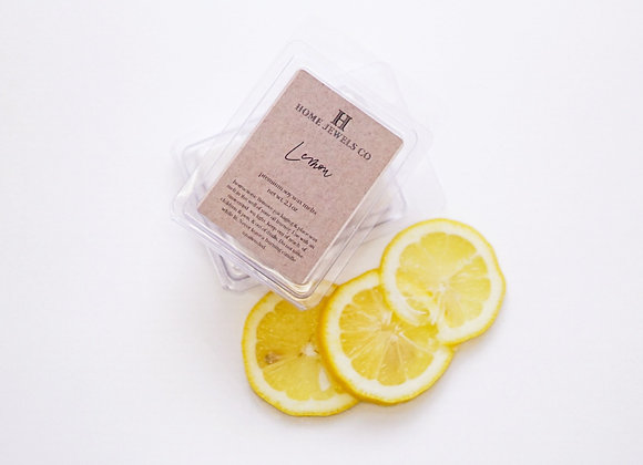 Lemon Scented Wax Melts
