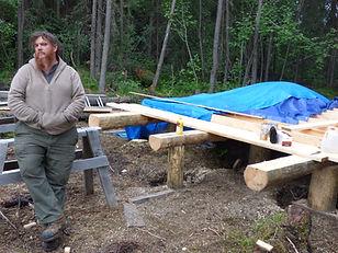 deck on logs.JPG