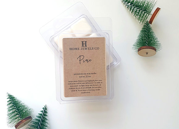Pine Wax Melts