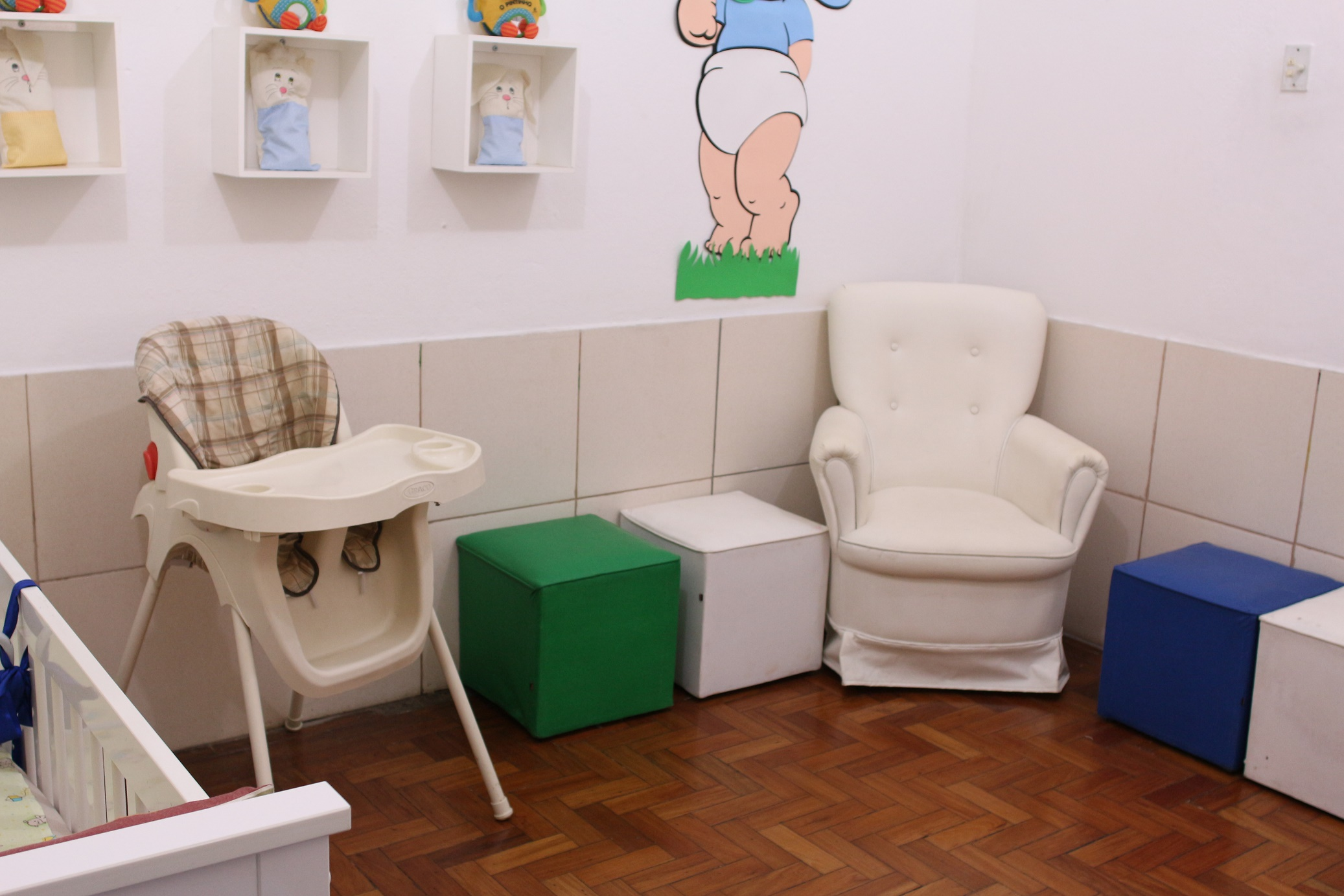Sala de amamentação