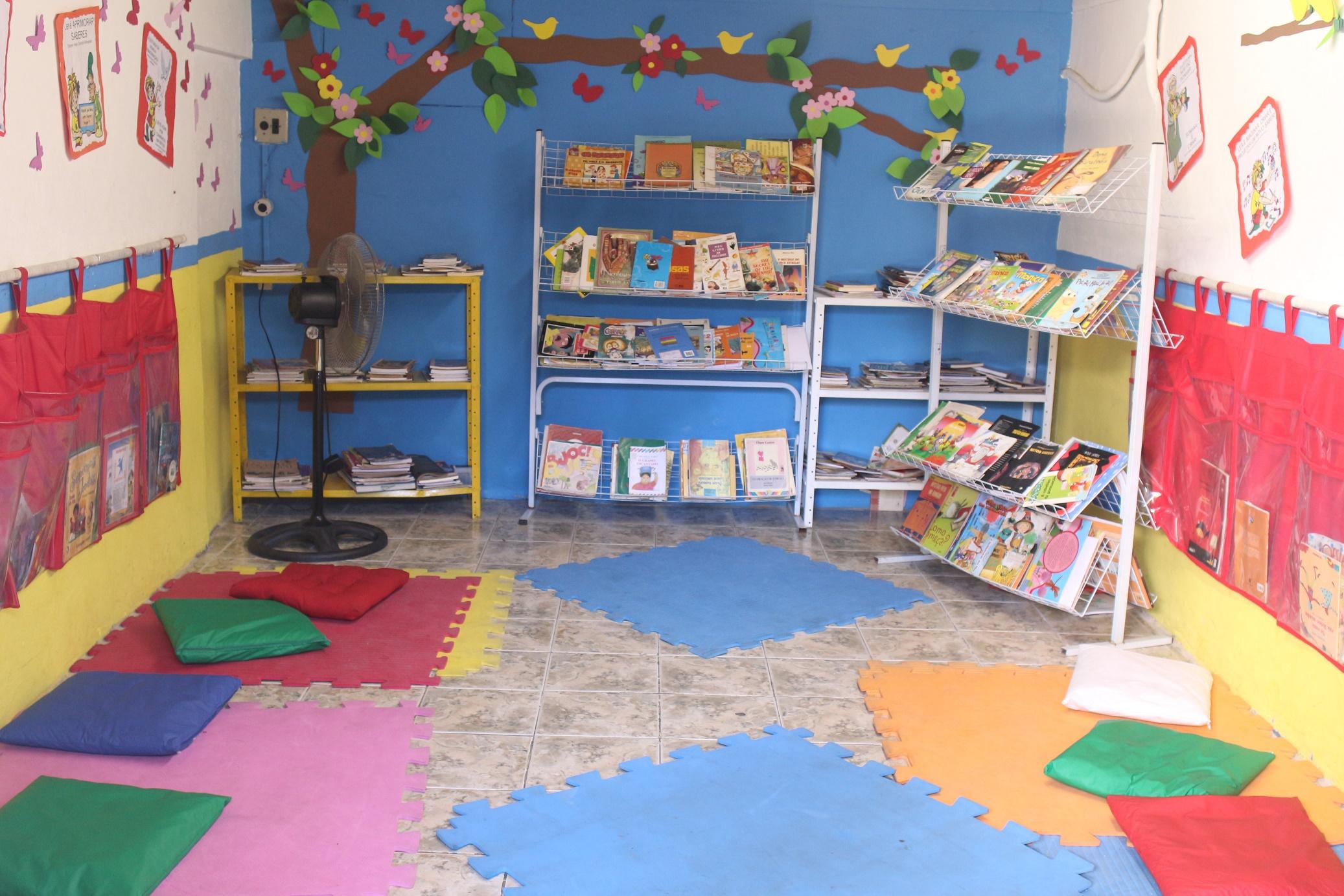Sala de Leitura - Ensino Fundamental
