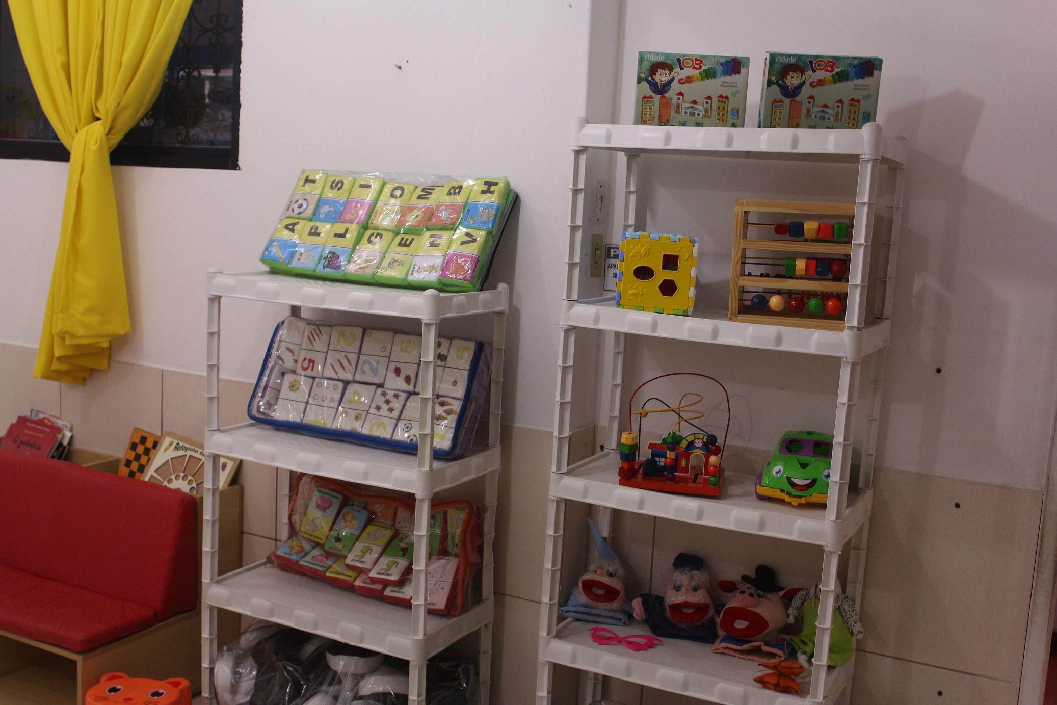 Sala Lúdica - Educação Infantil