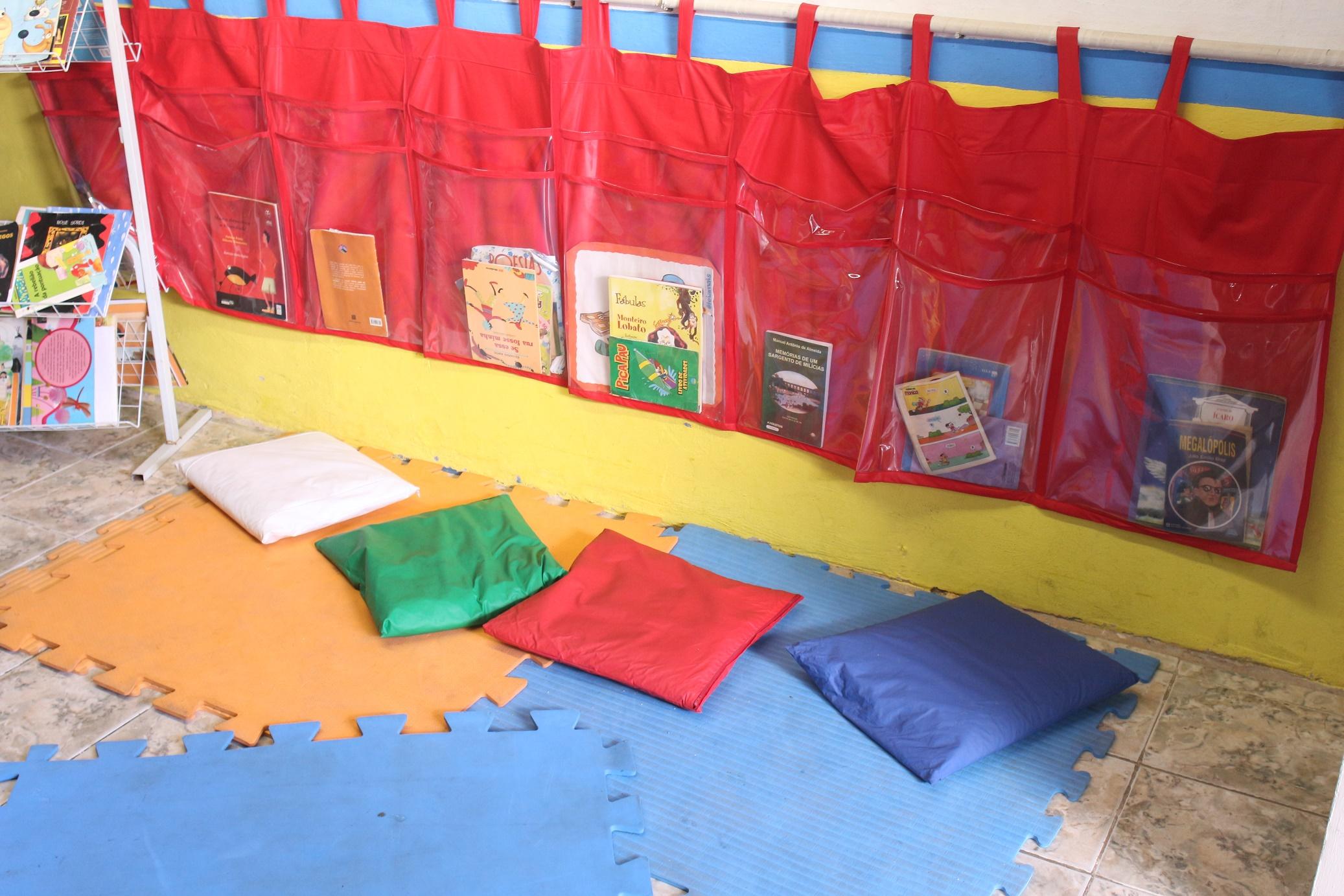 Leitura - Educação Infantil