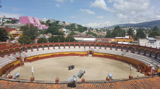 Plaza de Toros.